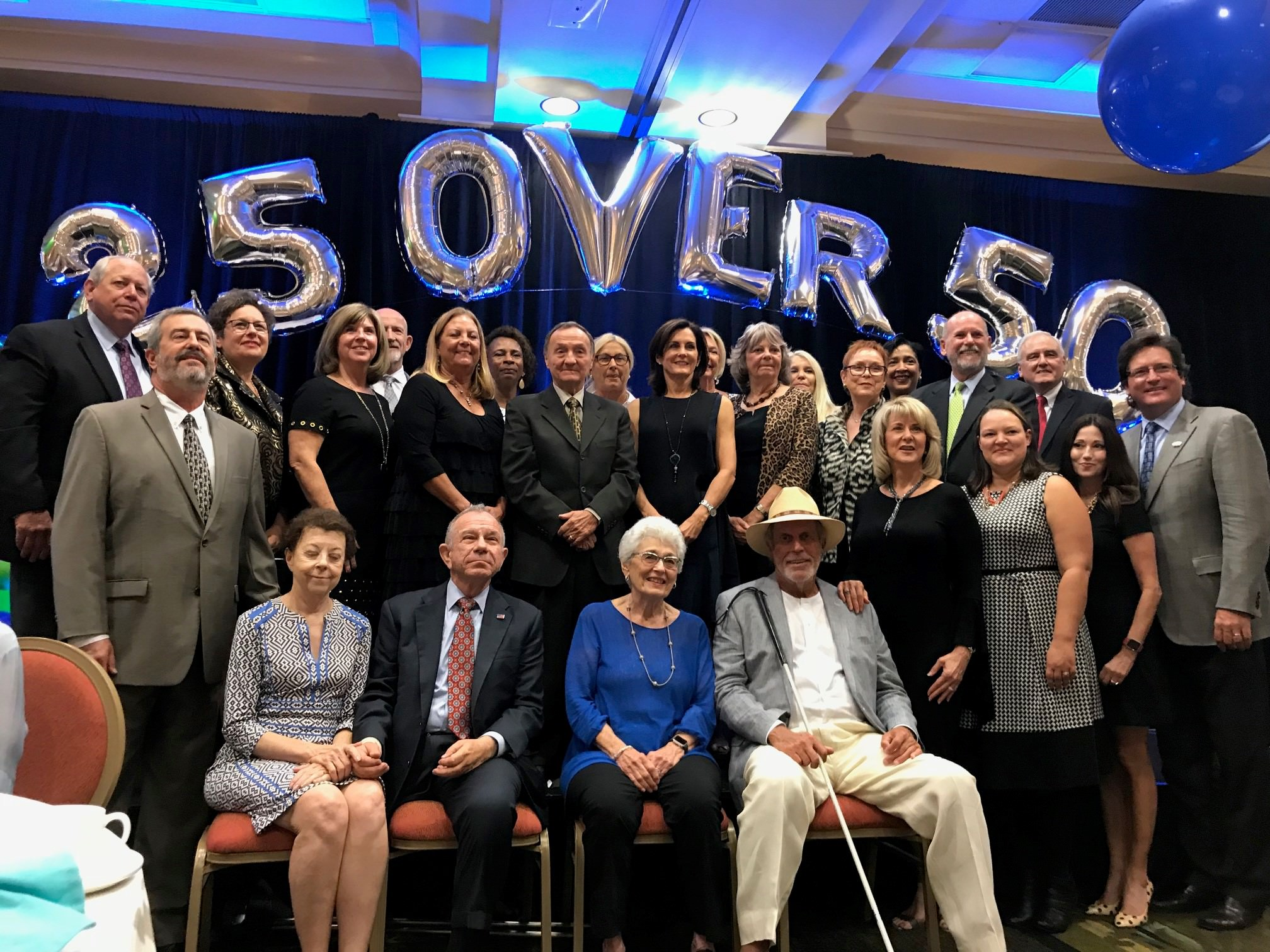 Owner Russell Budd Named Recipient of 25 Over 50 Award