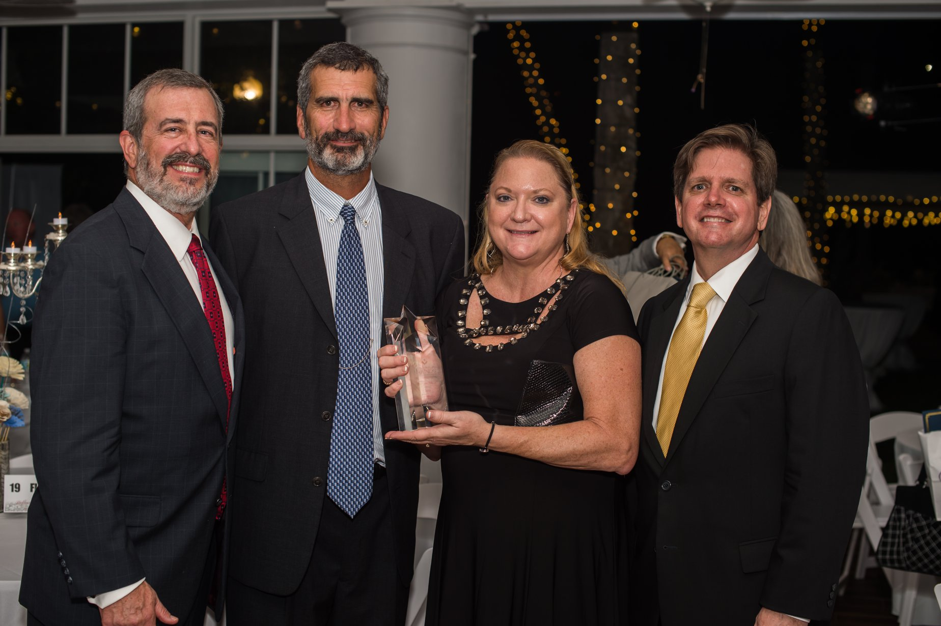 PBS Contractors Wins Uncommon Friends Foundation's Business Ethics Award