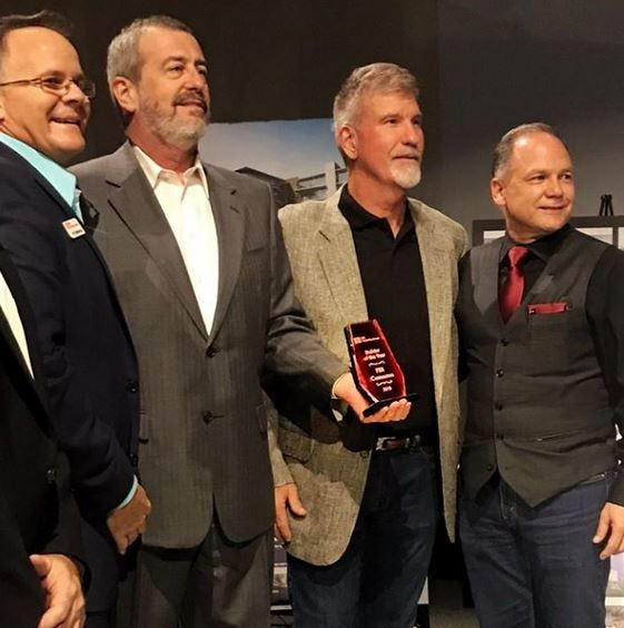 """PBS Contractors Honored with """"Builder Of The Year"""" Award From American Institute Of Architects"""